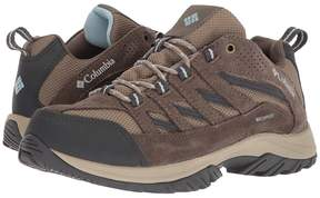 Columbia Crestwood Waterproof Women's Shoes