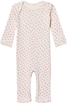 Mini A Ture Noa Noa Miniature Sand Dollar Long Sleeve Jumpsuit