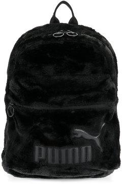 Puma furry backpack