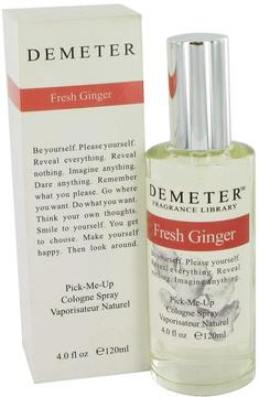 Demeter by Demeter Fresh Ginger Cologne Spray for Women (4 oz)