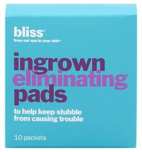 Bliss® Ingrown Hair Eliminating Pads - 10 ct