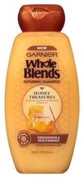 Garnier® Whole Blends Honey Treasures Repairing Shampoo - 12.5oz