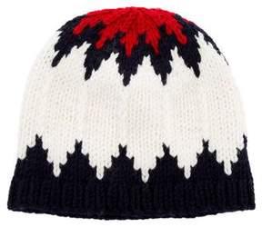 Chloé Wool Knit Beanie