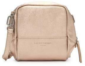 Liebeskind Berlin Metallic Acapulco Leather Crossbody