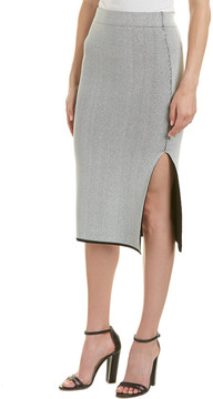 C/Meo Collective No Business Knit Pencil Skirt
