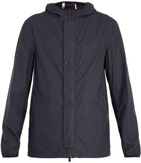 Herno Lightweight technical hooded jacket
