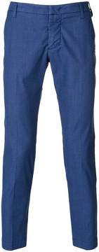 Entre Amis cropped style trousers