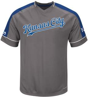Majestic Big & Tall Kansas City Royals Dominant Campaign Tee