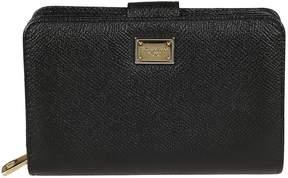 Dolce & Gabbana Double Fold Wallet - NERO - STYLE