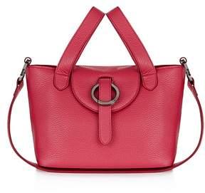 meli melo Thela Rose Mini Leather Satchel