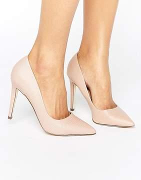 Call it SPRING Gwydda Blush Heeled Shoes