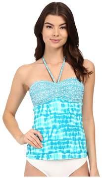Bleu Rod Beattie I've Got You Babe Bandeaukini Women's Swimwear
