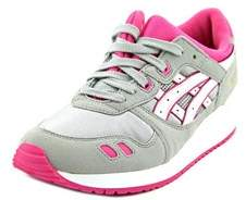 Asics Gel-lyte Iii Gs Round Toe Synthetic Running Shoe.