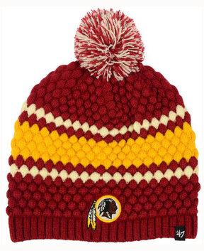 '47 Women's Washington Redskins Leslie Pom Knit