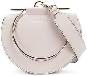 Salvatore Ferragamo round-shaped Giancini handle bag