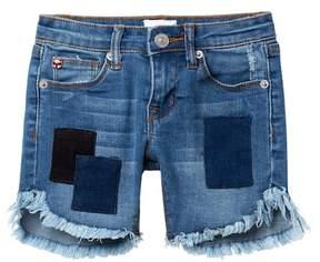 Hudson Five Pocket Midi Shorts (Little Girls)