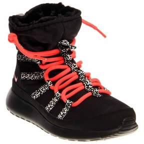 Nike Rosherun Hi Sneakerboot Gradeschool Girl's Shoes Size