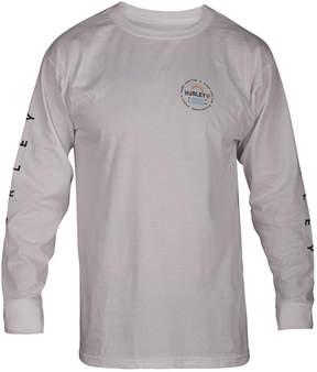 Hurley Men's Cast Away Premium Long-Sleeve T-Shirt
