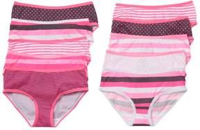 Maidenform Girls 6-14 10-pk. Hipster Panties