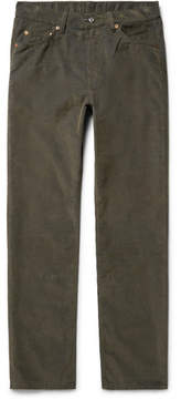 Our Legacy Second Cut Cotton-Blend Corduroy Trousers