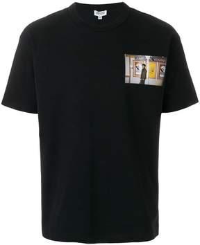 Kenzo photo patch T-shirt