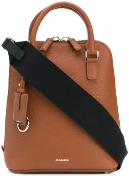 Jil Sander long shopper tote