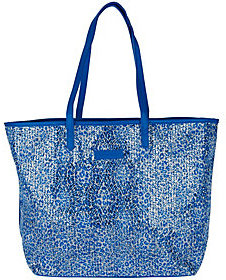 Vera Bradley As Is Mesh Sequin Tote - ONE COLOR - STYLE