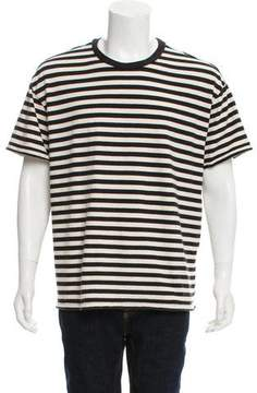 Fear Of God Oversize Striped T-Shirt
