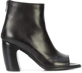 Ann Demeulemeester open-toe booties