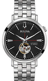 Bulova Men's Stainless Classic Automatic Watch