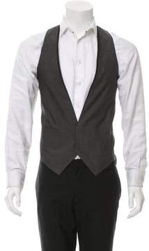 CNC Costume National One-Button Suit Vest w/ Tags