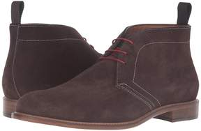 Matteo Massimo Suede Chukka Men's Shoes