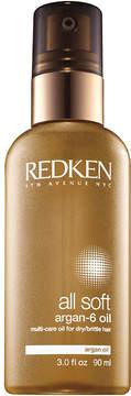 Redken All Soft Argan Oil Hair Oil - 3 oz.