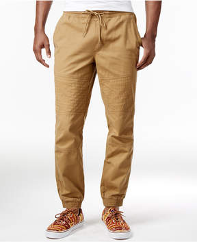 American Rag Men's Moto Jogger Pants, Created for Macy's