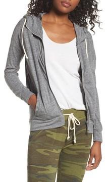 Alternative Women's Cool Down Zip Hoodie