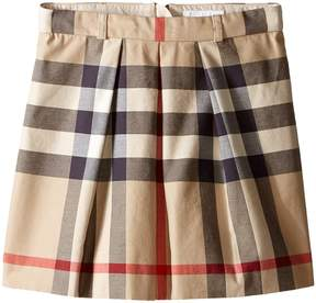 Burberry Kittie Mini Skirt Girl's Skirt