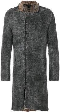 Avant Toi marl effect jacket