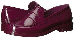 Hunter Original Penny Loafers Women's Shoes