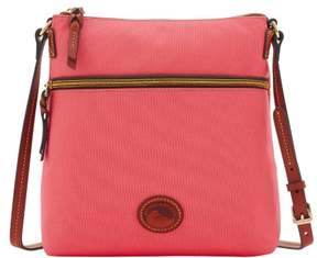 Dooney & Bourke Nylon Crossbody Shoulder Bag - WATERMELON - STYLE