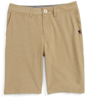 Quiksilver Boy's Amphibian Hybrid Shorts