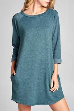 Cherish Raglan Dress
