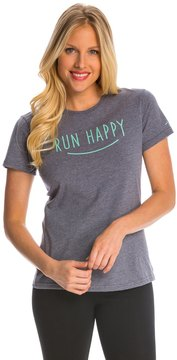 Brooks Women's Run Happy Smile Tee 8135966