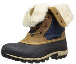 Kamik Womens Harper Closed Toe Ankle Cold Weather Boots.