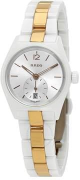 Rado True Specchio Silver Dial Ladies Watch
