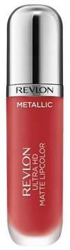 Revlon Ultra HD Metallic Matte Lip Color 700 Lip Flare - 0.2 fl oz