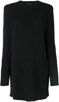 Diesel Black Gold Dindo knitted dress