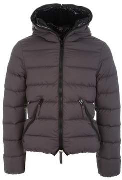 Duvetica Men's Purple Polyamide Down Jacket.