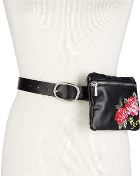 INC International Concepts I.n.c. Embroidered Love Fanny Pack, Created for Macy's
