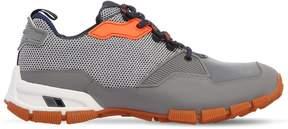 Prada Trail Mesh & Reflective Running Sneakers
