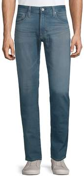 AG Adriano Goldschmied Men's Faded Slim Jeans